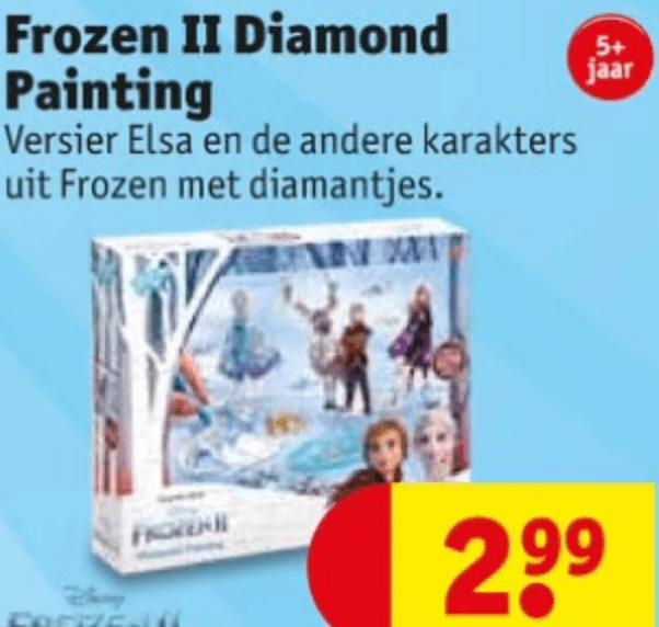 diamond painting kruidvat 2021