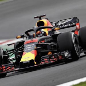 Diamond painting Formule 1 max verstappen