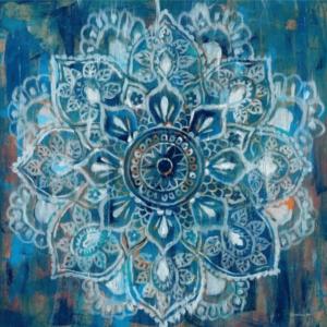 Diamond painting mandala bloem