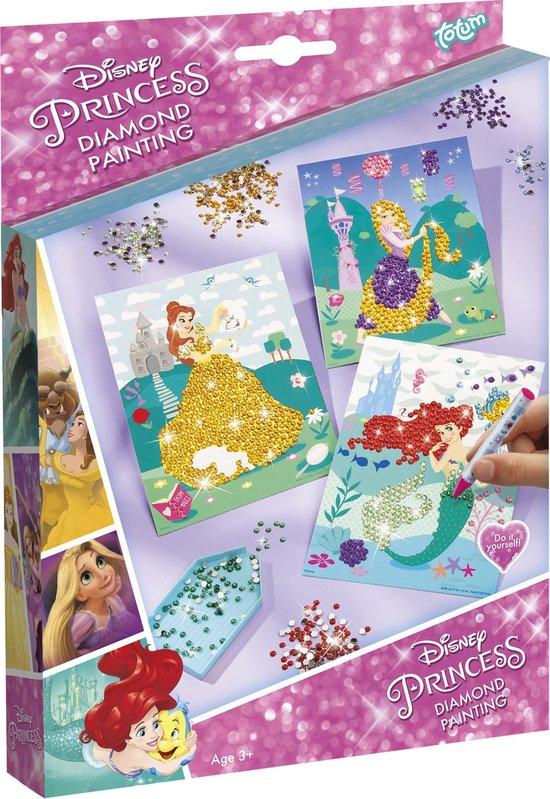 diamond painting disney princess