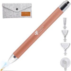 diamond painting pen met licht