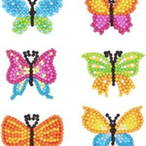 diamond painting stickers vlinders