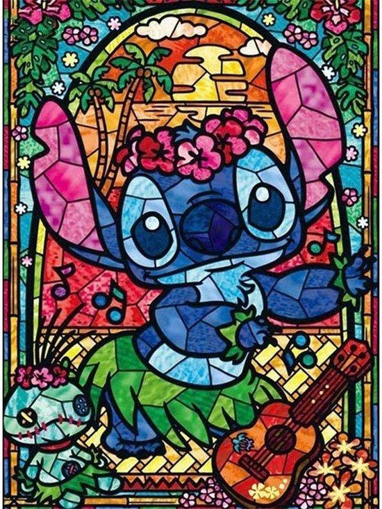 diamond painting stitch