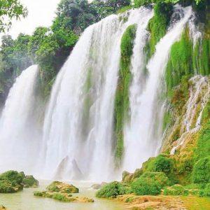 diamond painting watervallen