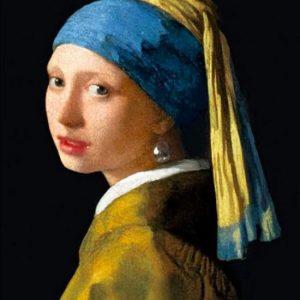 Diamond painting Vermeer