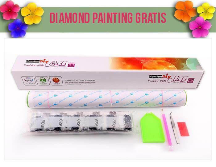diamond painting gratis